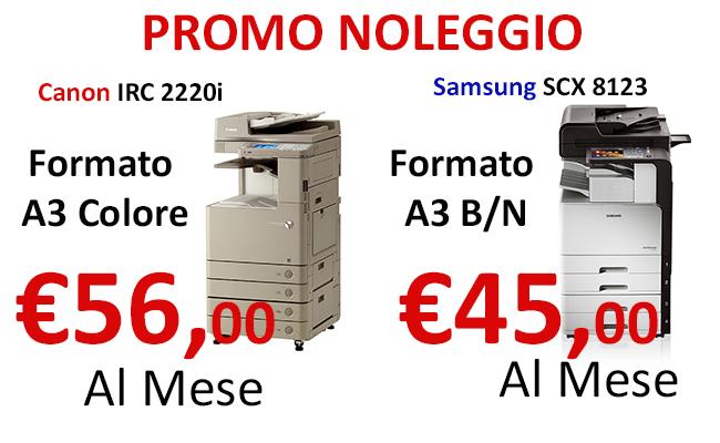 Noleggio e vendita Fotocopiatrici